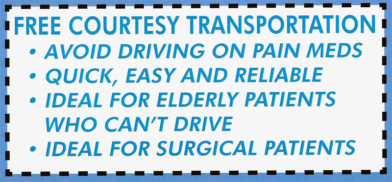 Free Transportation for Physical Therapy in Bergen County Image