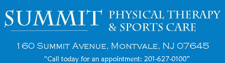 Physical Therapy in Montvale, Bergen County, NJ PIC