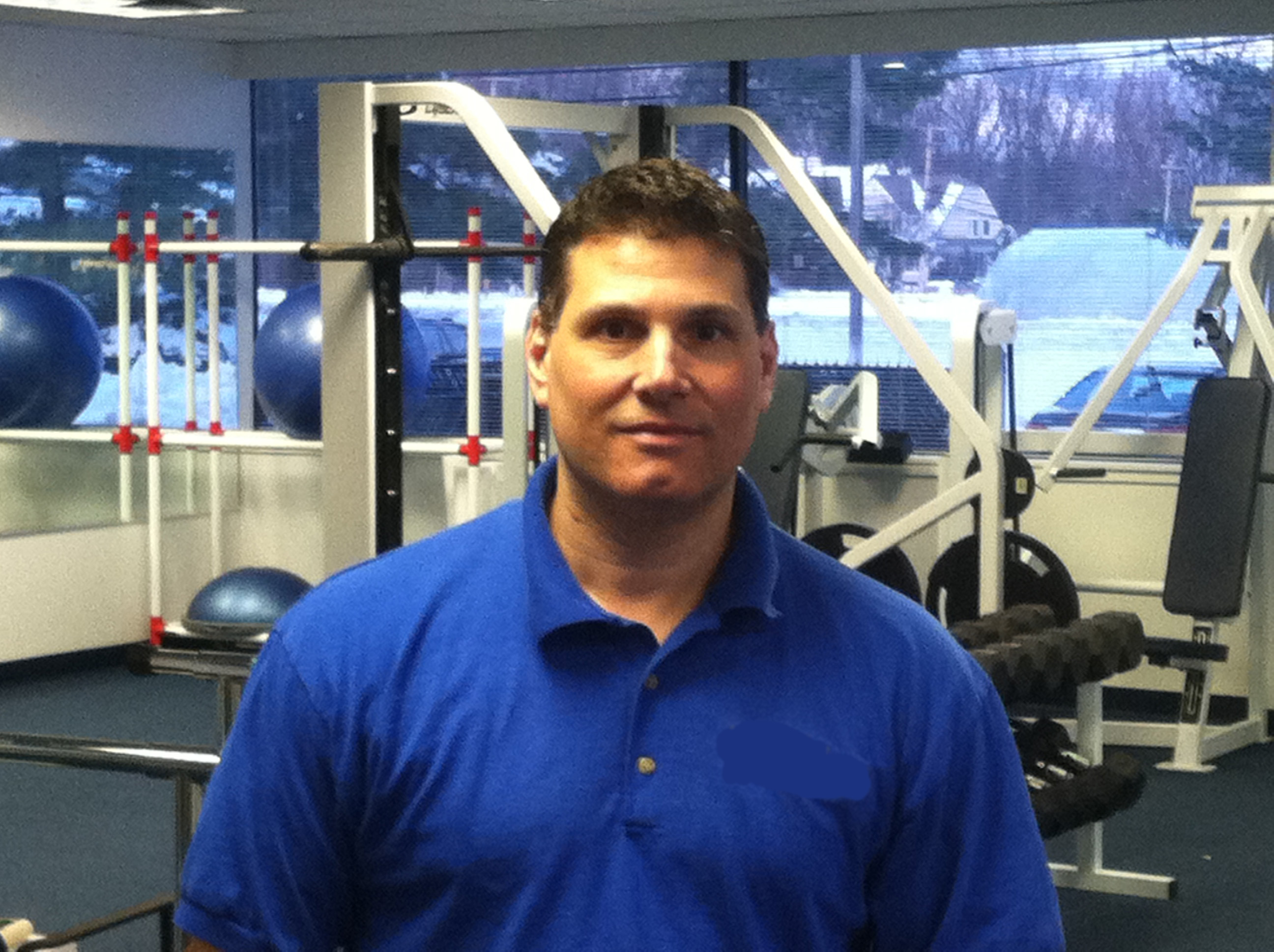 Ralph Desiderio, Physical Therapist in Bergen County